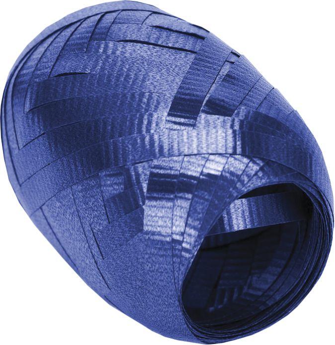 Упаковочная лента, 2 штуки в PP пакете с подвесом 5 мм х 10 м, цвет синий, эффект - металлизированное покрытие упак. 12/192 шт. Regalissimi