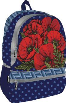 Рюкзак Размер 42 х 30,5 х 15 см Упак. 3//12 шт. Seventeen