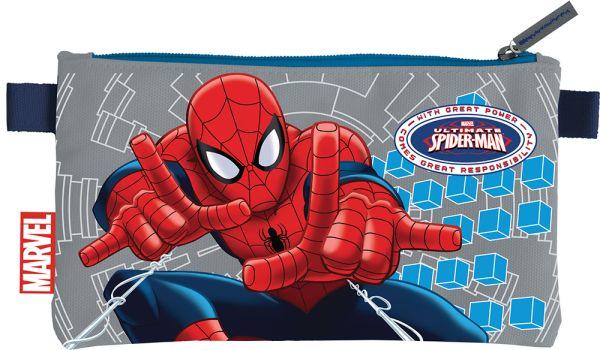 Пенал Размер 11,5 х 22 х 1 см Упак. 12/48/144 шт. Spider-man Classic
