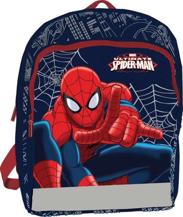 Рюкзак. Размер 34 x 27,5 x 10 см. Упак. 3//12 шт. Spider-man