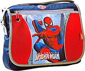 Сумка школьная, 30 х 38 х 11 см Spider-man