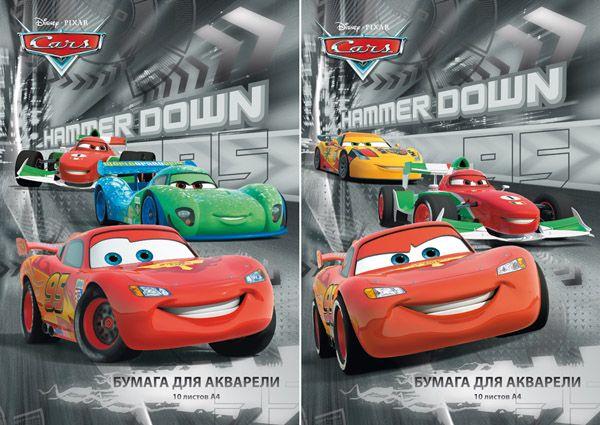 Бум д/акв 10л Папка А4 D2813-g,D2814-g-VQ Cars