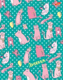 Дневн ст шк 7БЦ 6845-EAC глянц лам Pattern кошки