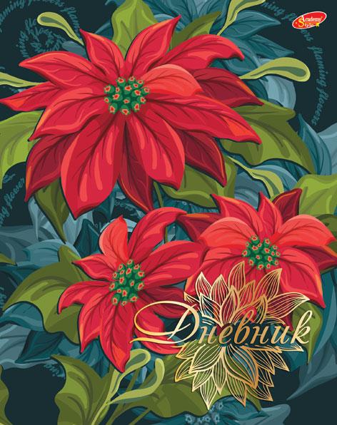 Дневн ст шк 7БЦ 6847-EAC глянц лам Райские цветы
