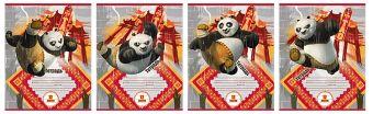 Тетр 12л скр А5 лин карт PND1/4-VQ полн УФ Kung Fu Panda