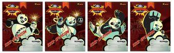 Тетр 18л скр А5 лин PND18/4-g-VQ Kung Fu Panda