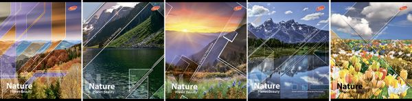 Тетр 48л скр А5 лин 7121/5-EAC полн УФ Planet beauty (Природа)