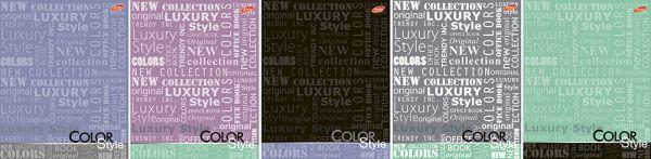 Тетр 48л скр А5 кл 7203/5-ЕАС выб УФ Color Style