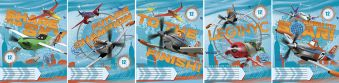 Тетр 12л скр А5 кос лин карт D3323/5-ЕАС ВД лак Planes