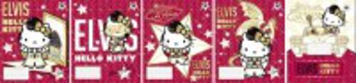 Тетр 18л скр А5 лин карт HK6/5-EAC глит Hello Kitty