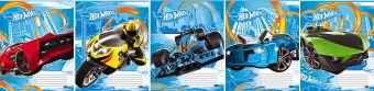 Тетр 12л скр А5 лин карт HW51/5-EAC Hot Wheels