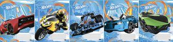 Тетр 12л скр А5 кл карт HW62/5-EAC Hot Wheels