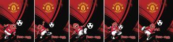 Тетр 96л скр А5 кл MT7/5-EAC полн УФ Manchester United