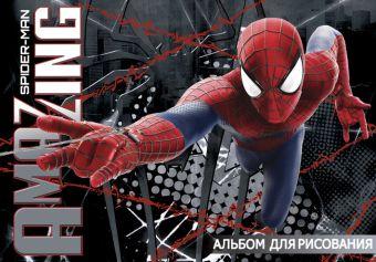 Альб д.рис 40л скр А-4 SM2A4-ЕАС выб УФ Spider-man Amaizing 2 (movie)