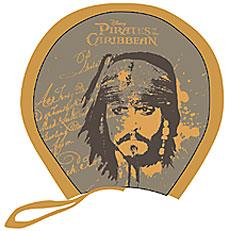 Сумка для CD 15х15х3 Пираты