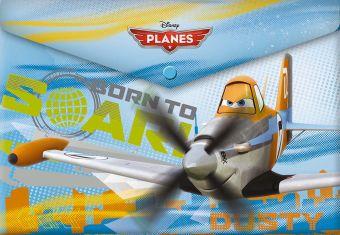 Папка на кнопке Planes