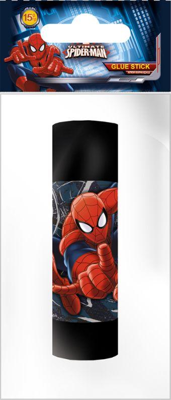 Клей-карандаш 15гр Spiderman