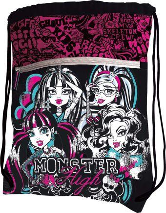 Сумка-рюкзак для обуви Monster High 43х34