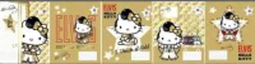 Тетр 12л скр А5 лин карт HK4/5-EAC полн УФ Hello Kitty