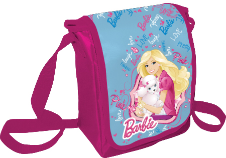 Сумка Размер 22 х 17 х 8 см Упак. 6//48 шт. Barbie