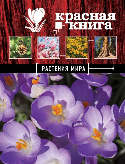 Красная книга. Растения мира - фото 1