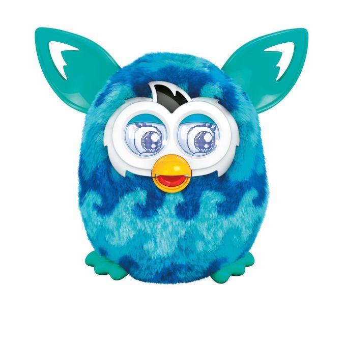 "Furby BOOM - Furby BOOM Интерактивная игрушка ""Furby"". Теплая волна (A4342) обложка книги"