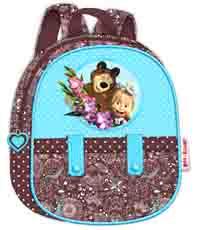 Рюкзак малый Маша и Медведь