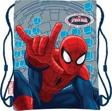 Сумка-рюкзак для обуви Размер 43 х 34 см Упак. 12/24/96 шт. Spider-man Classic