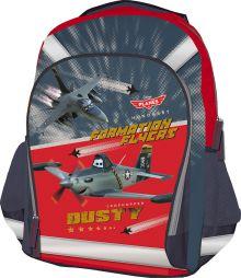 Рюкзак, мягкая спинка с вентиляционной сеткой. Размер 40 х 30 х 13 см Упак. 3//12 шт. Planes