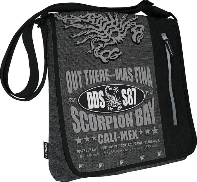 Сумка Размер 35 х 33 х 6 см Упак. 4//12 шт. Scorpion Bay