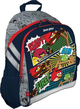 Рюкзак спортивный Размер 39 х 31 х 12 см Упак. 3//12 шт. Angry Birds