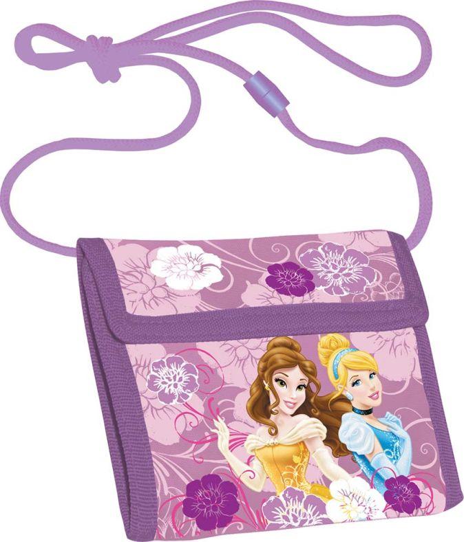 Кошелек Размер 9 х 9 (21) х 2 см Упак. 24/96 шт. Princesses