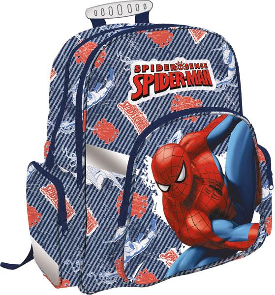 Рюкзак ортопедический с EVA-спинкой38x29x15 см Spider-man
