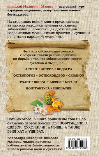 Болезни суставов. Полезные рекомендации от целителя Николая Мазнева Мазнев Н.И.