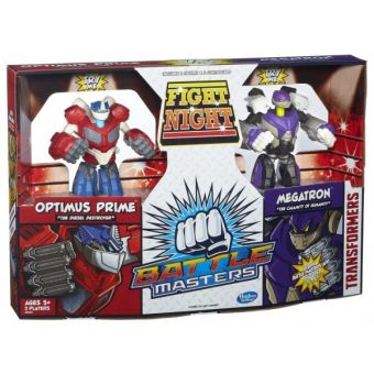 Игрушка Transformers Игра: Битва Трансформеров (в упаковке 2 трансформера) (A6664) TRANSFORMERS