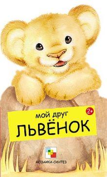 Мои друзья. Мой друг львенок