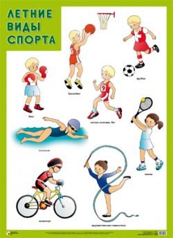 ПЛ Летние виды спорта