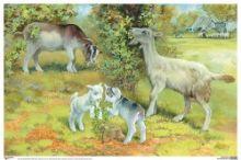 ПЛ Коза с козлятами