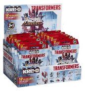 Kre-O Трансформеры 4 Мини-фигурки КРЕОНов Микроченджеров