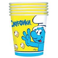 The Smurfs/Смурфики - Стакан бум.