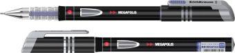Ручка гелевая MEGAPOLIS GEL black tie (Синий)