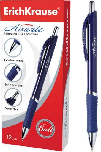 Ручка шариковая автоматическая AVANTE (Синий)
