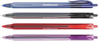Ручка шариковая автоматическая Ultra Glide Technology U-28 (Черный)
