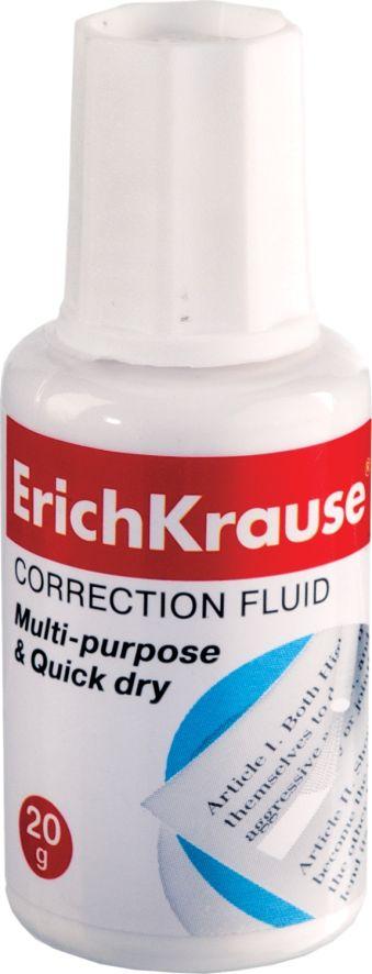 Корректирующая жидкость ERICH KRAUSE, 20 гр)