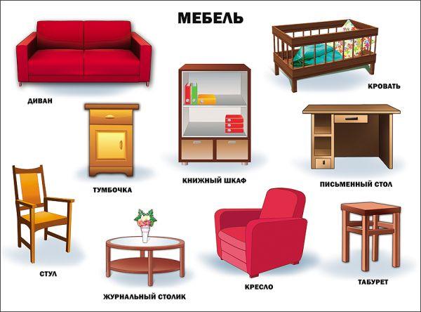 Мебель (плакат)