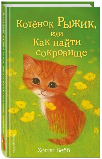 Котёнок Рыжик, или Как найти сокровище Холли Вебб