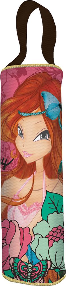 Пенал-тубус.  Размер 7 х 21 х 7 см Упак. 6//48 шт. Winx Fashion (Winx Fairy Couture)