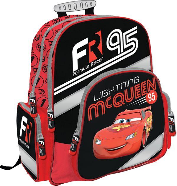 Рюкзак с эргономичной EVA-спинкой. Размер 38 x 29 x 15 см Упак. 3//12 шт. Cars
