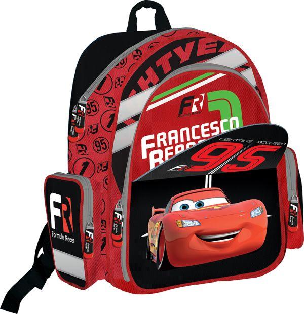 Рюкзак с эргономичной EVA-спинкой. Магнитная пенель, меняющая дизайн рюкзака Размер 38 x 29 x 13 см Упак. 3//12 шт. Cars