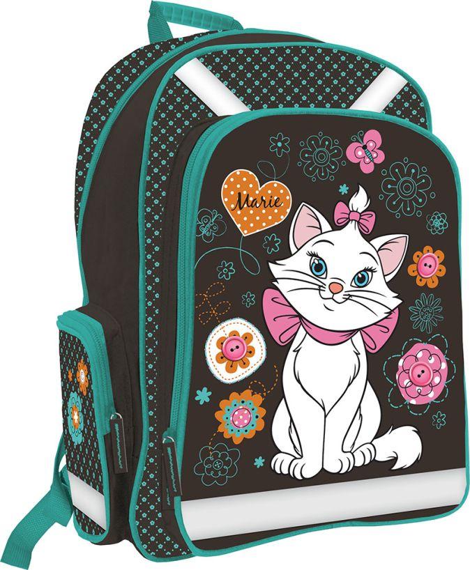 Рюкзак с эргономичной EVA-спинкой.  Размер 38 x 29 x 13 см Упак. 3//12 шт. Marie Cat